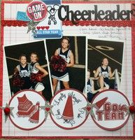 A Project by MelissaRS from our Scrapbooking Gallery originally submitted 02/25/13 at 11:50 AM