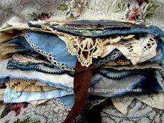 "Suziqu's Threadworks: A ""True Blue"" Journal"