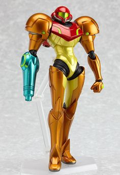 Limited-time offer! Get FREE shipping worldwide on pre-order items! The free shipping makes it a great buy! Now is your only chance!   Offer Ends: June 19, 2014   Samus Aran, galactic hunter from the iconic Metroid game series, returns to the figma lineup once again with this re-release. Originally released in July 2012, this figure has sold out time and again and is now re-releasing for th...