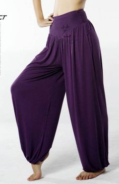 Free-shipping-fashion-women-s-wide-leg-pant-Harem-pants-bloomers-Yoga-pants-bloomers-5-color.jpg 420×649 pixels