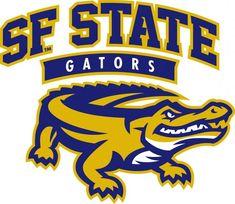 San Francisco State University Gators, NCAA Division II/California Collegiate Athletic Association, San Francisco, California