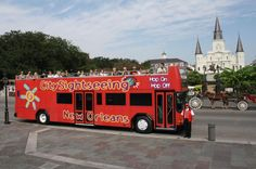 City Sightseeing New Orleans Hop-On Hop-Off Tour (with Photos) - New Orleans