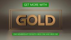 Xbox LIVE Month Gold Membership Card Video Games