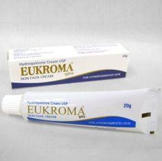 ユークロマ ハイドロキノン4% クリーム 20g EUKROMA Cream