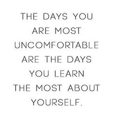 Learn about yourself!