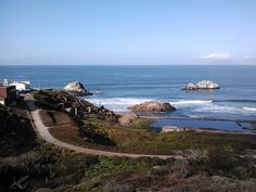 Where the U.S. Runs Out >> Sutro Baths Ruins at Lands End Overlook, Golden Gate National Recreation Area, San Francisco, Calif. by Buckley.Topher, via Flickr