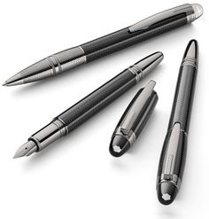 ручки Montblanc StarWalker Ultimate Carbon