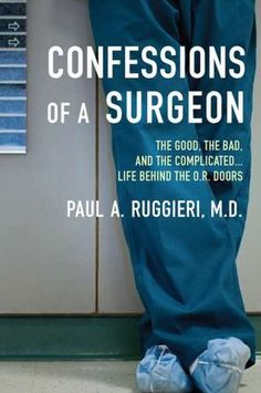 A look inside the world of a surgeon and the goings on behind the doors of the OR. I found it an interesting read. I am not sure I would want to read this right now!!
