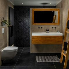 Goedkope complete badkamer Ambiance ✅ Gratis ontwerp ✅ Vakkundige montageservice ✅ 5 jaar garantie ✅ Premium dealer A-merken. Bathroom Layout, Modern Bathroom, Small Bathroom, Master Bathroom, Master Baths, Bathroom Ideas, Bad Inspiration, Bathroom Inspiration, Dream Bathrooms