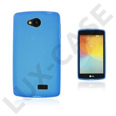 Sund LG F60 Deksel - Blå Purple, Blue, Hot Pink, Smartphone, Iphone, Cover, Lilac, Blankets, Viola