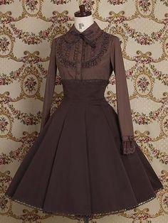 Victorian Maiden Editing high waist skirt (Coordination) by yoshi3329, via Flickr
