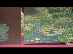 Lesson Plan on Impressionist Art : Art Projects for Kids