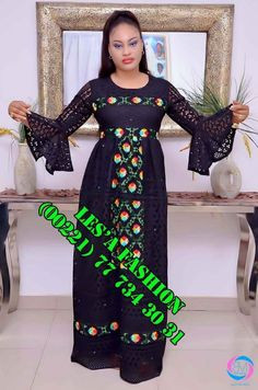 African Inspired Fashion, Latest African Fashion Dresses, African Dresses For Women, African Print Fashion, Africa Fashion, African Attire, Women's Fashion, Senegalese Styles, Red Wedding Dresses
