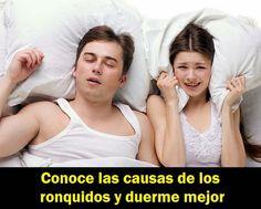 Conoce las causas de los ronquidos y duerme mejor | OdontoFarma