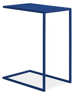 Slim C-Table in Colors - End Tables - Living - Room & Board