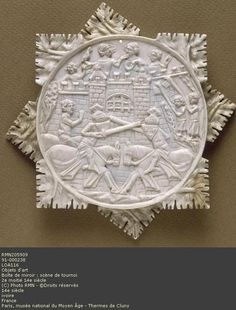 ... French Mirror, Medieval Art, Art And Architecture, Archaeology, Utensils, Gothic, Carving, Design Ideas, Cases
