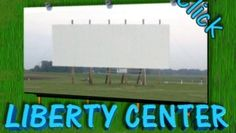 Field of Dreams Drive-In Theater - Liberty Center, OH - serving Toledo - Sylvania - Maumee - Perrysburg - Whitehouse - Waterville - Wauseon - Napoleon - Defiance - Bryan - Archbold - Hamler - Stryker - Lyons - Adrian