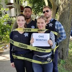 """20.3k Likes, 323 Comments - Chicago P.D. (@nbcchicagopd) on Instagram: """"#ChicagoPD is back on the scene in ONE MONTH. We'll see you on Wednesday September 27 at 10/9c on…"""""""