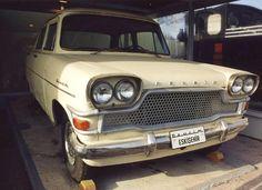 ilk otomobil: Devrim, 1961 #istanlook