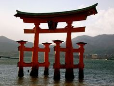 Viaje a Japon: Torii Miyajima