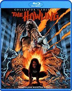 Dee Wallace Stone & Patrick Macnee & Joe Dante-The Howling