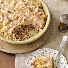 Country Living's Shepherd's Pie	Provided By:    A great way to use up leftovers, Shepherd's Pie is the quintessential comfort food: mashed potatoes, veggies, and ground turkey all combined into layers of goodness.
