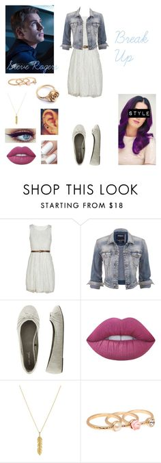 """""""Steve Rogers~Break Up"""" by queenreigns-916 ❤ liked on Polyvore featuring maurices, Wet Seal, Lime Crime, Ileana Makri and LeiVanKash"""