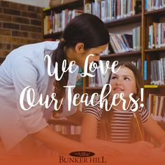 Here's a branded graphic we created for one of our multi-family housing properties during Teacher Appreciation Week! You name it, we create it! Student House, Bunker Hill, Teacher Appreciation Week, Marketing, Create