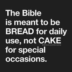 Let's spend time in God's Word daily! It is food for your soul! Prayer Quotes, Bible Verses Quotes, Faith Quotes, Wisdom Quotes, True Quotes, Motivational Quotes, Inspirational Quotes, Scriptures, Religious Quotes