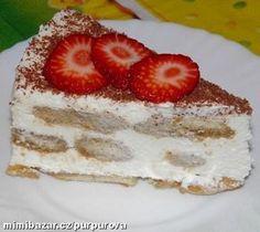 Tiramisu dort - Pravý z mascarpone!!!! VÝBORNÝ!!!!