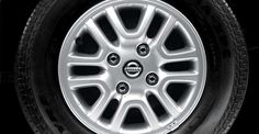Genuine Accessories of #NissanCars - Shakti Nissan Alloy Wheel  For more: http://goo.gl/w0sVXs #NissanAccessories #Nissan