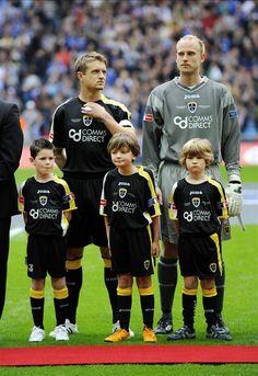 FA Cup 2008 - Liam Mascot