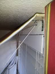 Image result for how to mount a roman blind