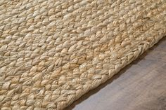 "The Jute fiber, also known as the ""Golden Fibre"", is known for both its durability and comfort underfoot. Jute and other natural fiber rugs are a great addition to any room seeking a elegant yet classic look."
