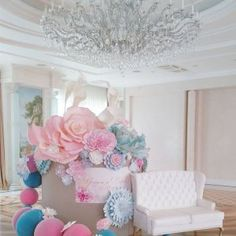 Paper Decorations, Birthday Party Decorations, Birthday Parties, Wedding Decorations, Crepe Paper Flowers, Paper Flower Backdrop, Shower Party, Baby Shower, Fleurs Diy
