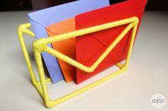 DIY | Mail Holder