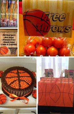 Basketball Birthday Bash