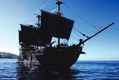 Inilah Wujud Asli Kapal Black Pearl Dalam Film Pirates Of The Caribbean   Sor Sow .Com - Info Unik dan Wow