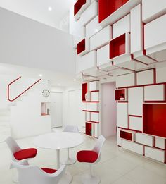 Pixel in Beijing Modelroom - SAKO Architects