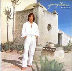 I found another album tucked away in my collection that I haven't heard since the '70s. It is a good one! Jim Messina Oasis from 1979