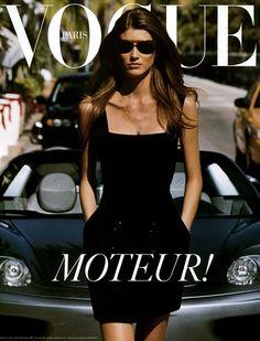 Vogue the little back dress