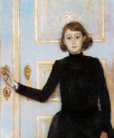 Isolde. — Portrait of Marguerite van Mons, Theo van...