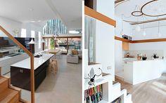 | Cocinas abiertas al salón: Una opción cómoda y decorativa