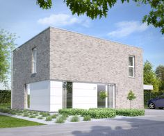 Prachtige moderne nog te bouwen nieuwbouwwoning - Lubbeek | Immoweb ref:6800046
