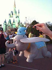 Dumbo Disney Popcorn Bucket Disney Magic Kingdom