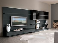 Tv unit design furniture living room wall units living room new tv Tv Unit Design, Tv Wall Design, Entertainment Center Wall Unit, Entertainment Room, Living Room Wall Units, Living Room Furniture, Tv Wand, Muebles Living, Modern Tv