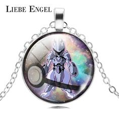 Find More Pendant Necklaces Information about LIEBE ENGEL Charm Pokemon Necklace Silver Bronze Color Chain Pokeball Mewtwo Glass Pendant Necklace Fashion Jewelry Women Gift,High Quality jewelry bar,China jewelry gift set Suppliers, Cheap jewelry ring display storage case from LIEBE ENGEL Official Store on Aliexpress.com