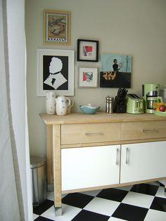 Ikea Varde for breakfast station