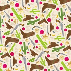A western themed pattern. from rick moser