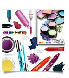 """COLOR POP"" by mmk2k ❤ liked on Polyvore featuring beauty, Armani Beauty, Urban Decay, Bobbi Brown Cosmetics, Iman, Clinique, Revlon, Givenchy, PurMinerals and Laura Mercier"